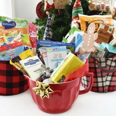 Foodie Gift Basket Ideas 1