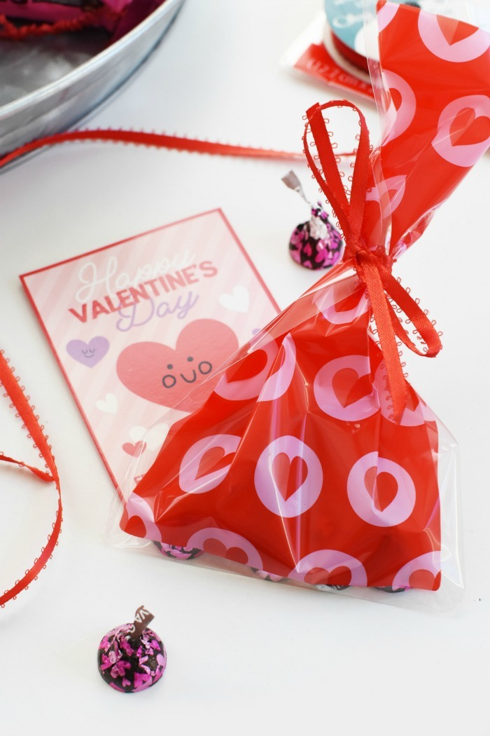 Valentines Day goodie bags 1