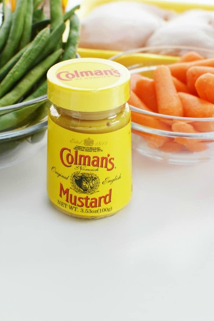 colmans mustard jar 1