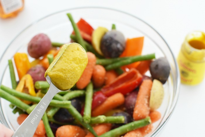 mustard veggies 1