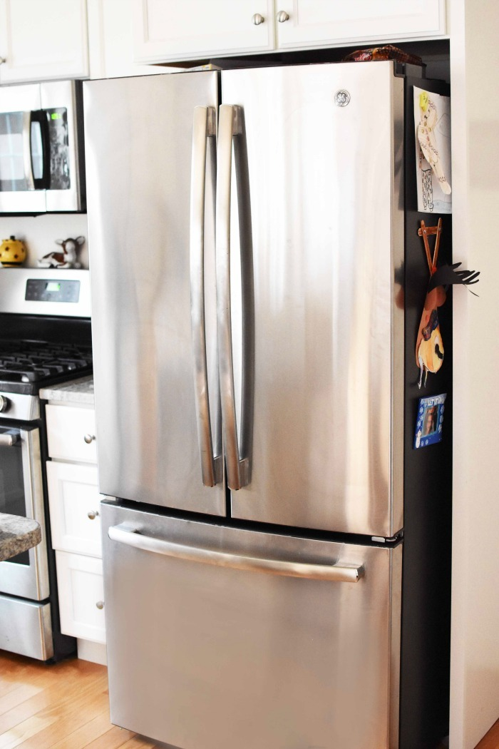 GE Double Door Fridge