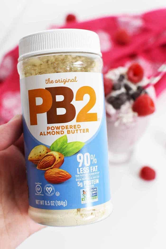 PB Almond Powder 1