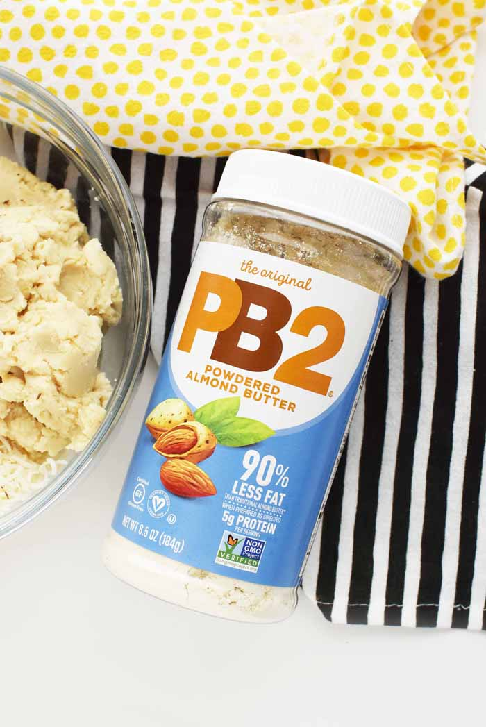 PB2 Almond powder 1