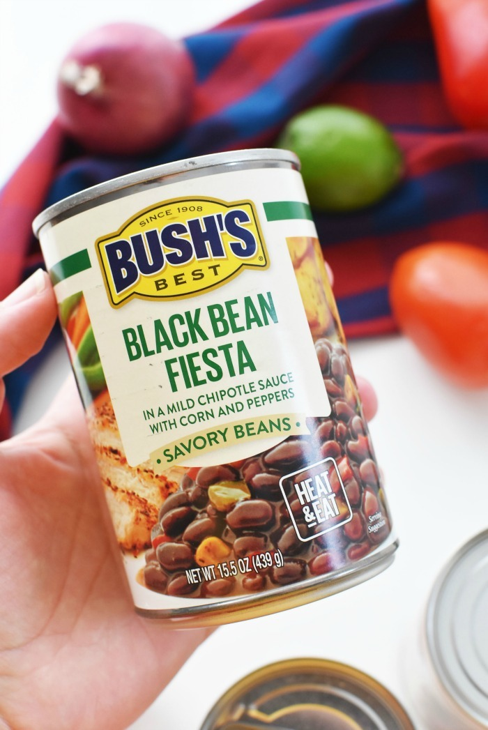 Bush's Black Bean Fiesta 1