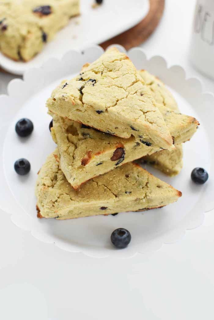 low-carb scones recipe