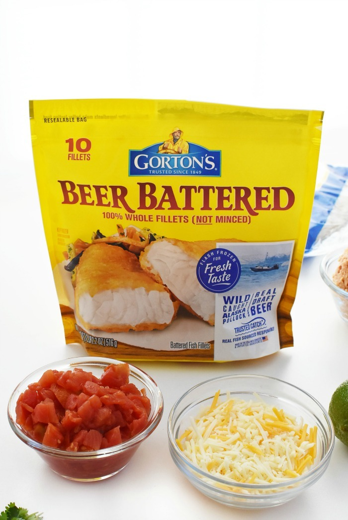 Beer Battered Gortons Fillets 1