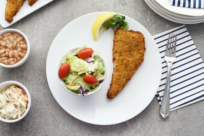 Fish side dish ideas