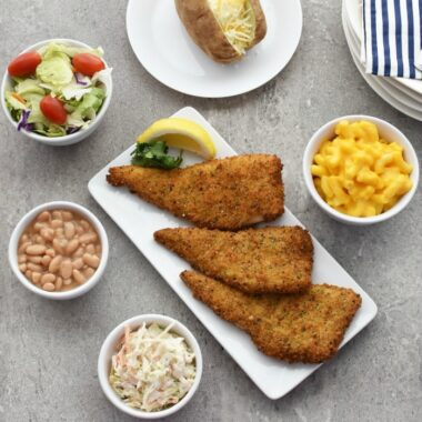 Side Dish Ideas for Fish