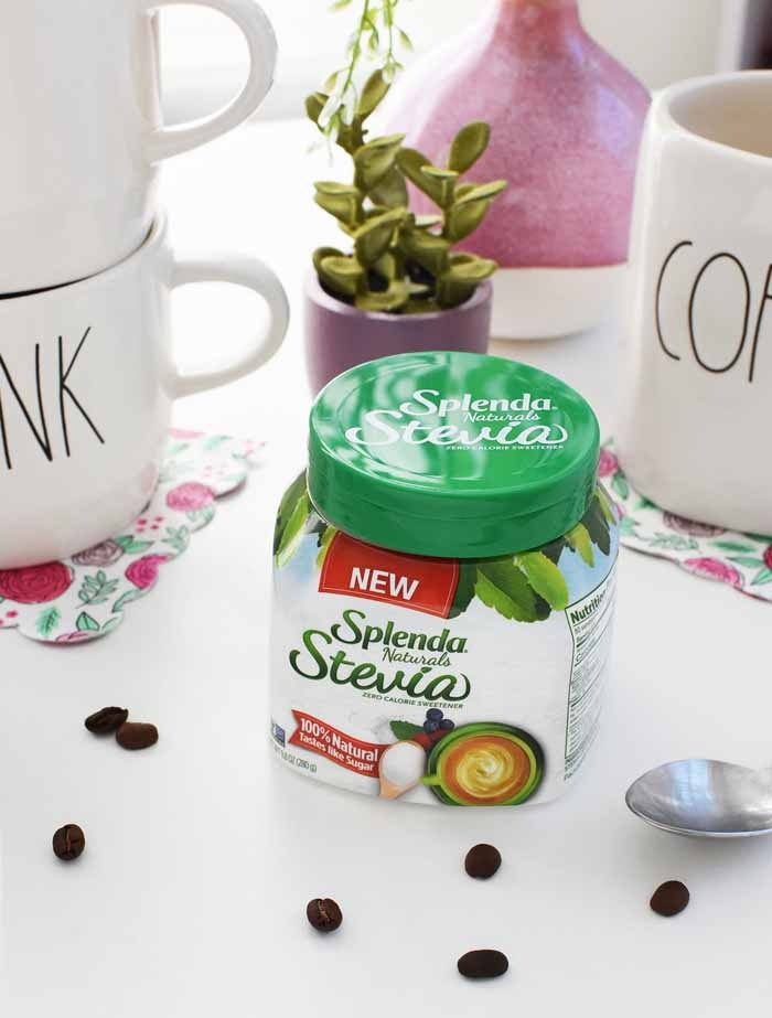 Splenda Natural Stevia Tub