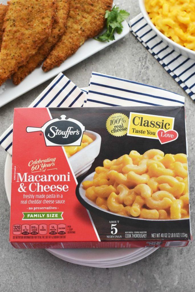 Stouffers Macaroni and Cheese 1