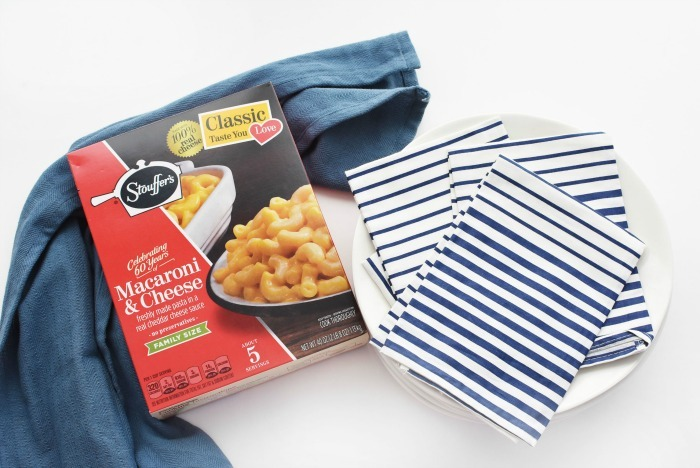 Stouffers mac and cheese 1