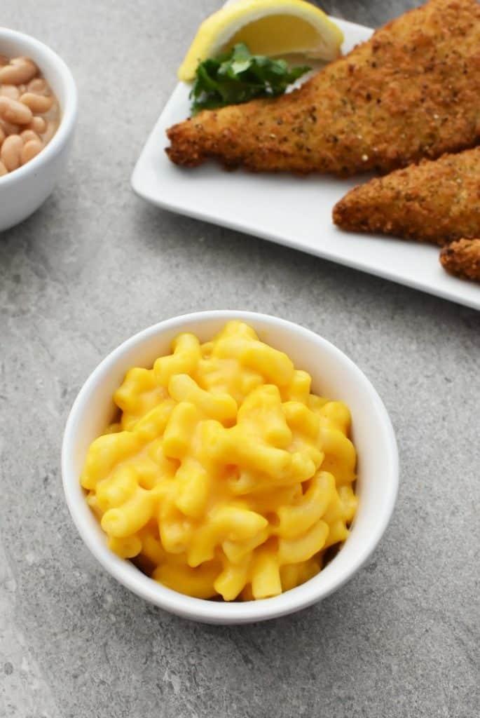 Stouffers macaroni in bowl 1