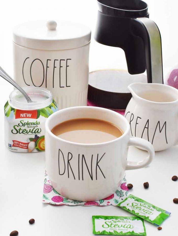 Vanilla Sweet Cream Coffee