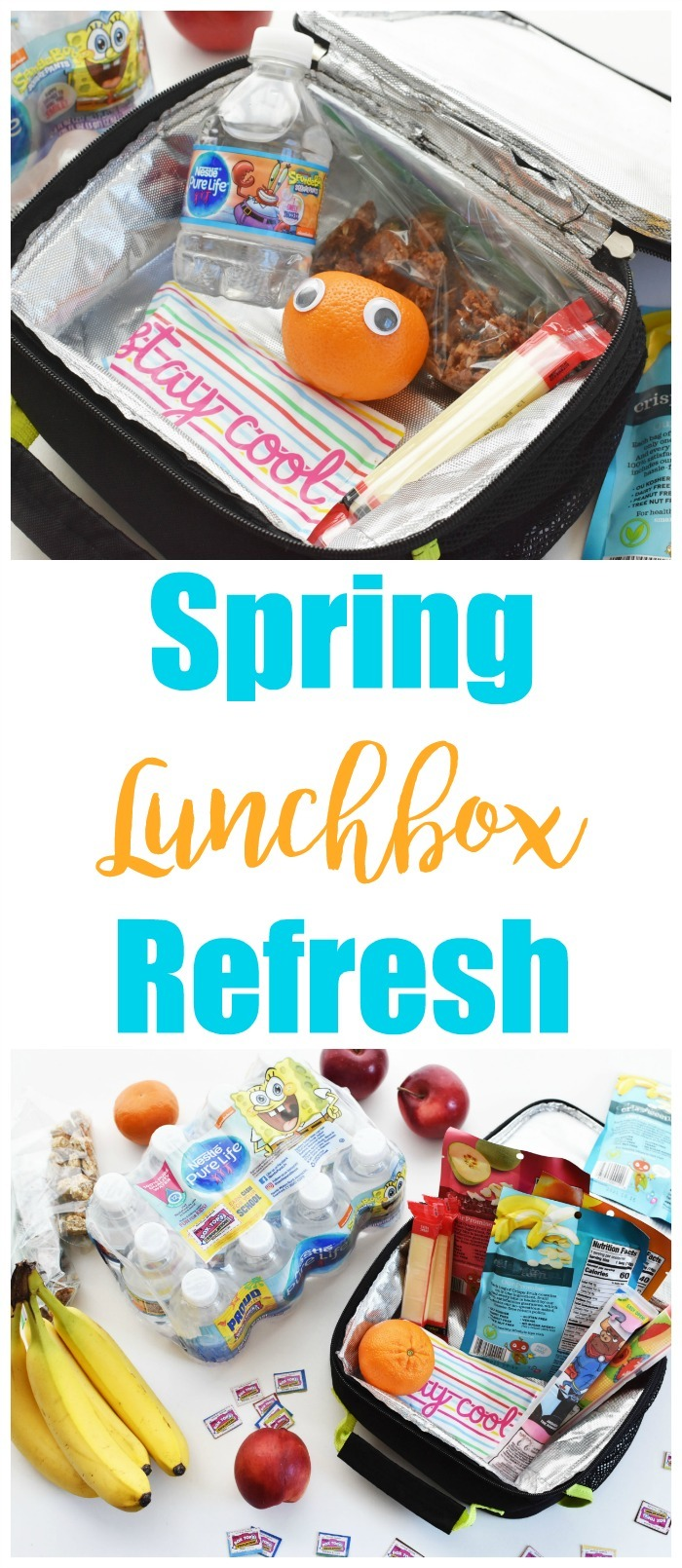 Spring Lunchbox Refresh Ideas for Kids