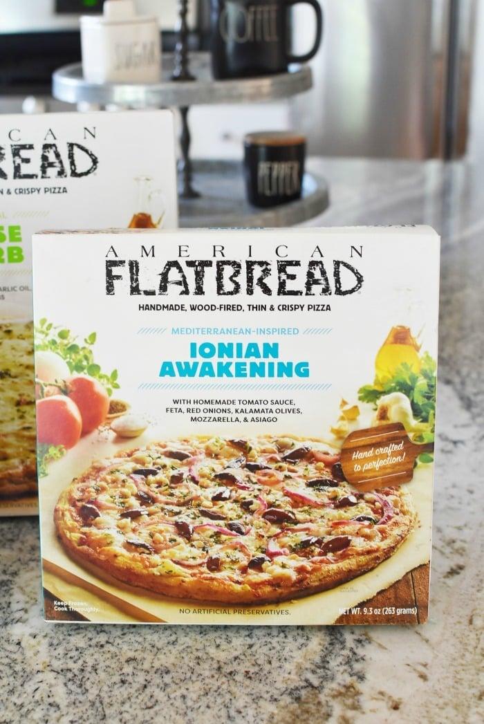 Ionian Awakening Pizza