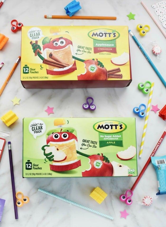 Mott's lunchbox