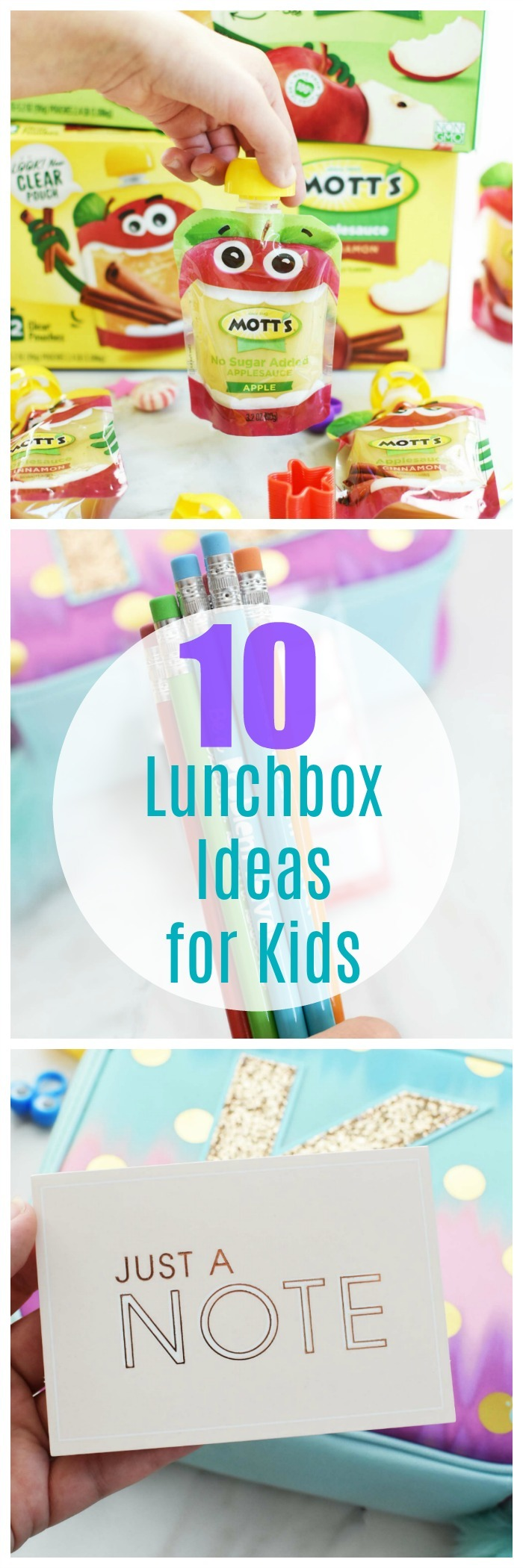 10 Lunchbox Ideas that are Fun for Kids