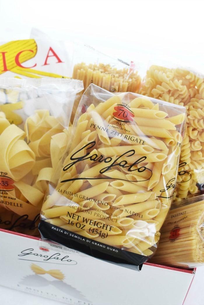 Garofalo Pasta products