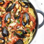 Mussels with Red Sauce