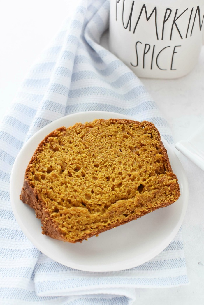 Easy Pumpkin Bread Made With Yogurt So Moist Sizzling Eats