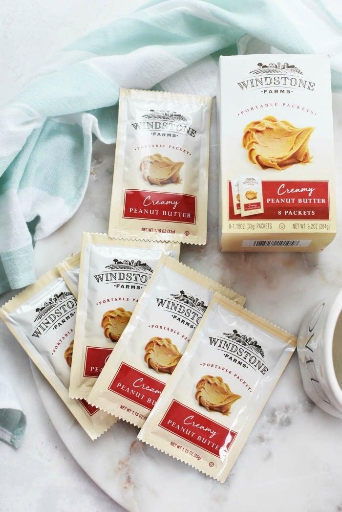 Windstone Farm peanut butter