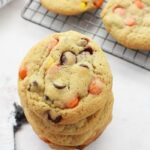 Chocolate Chip Cookies with Reese's Pieces