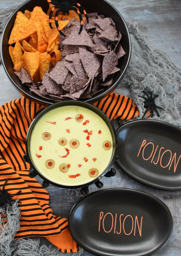 Halloween Queso
