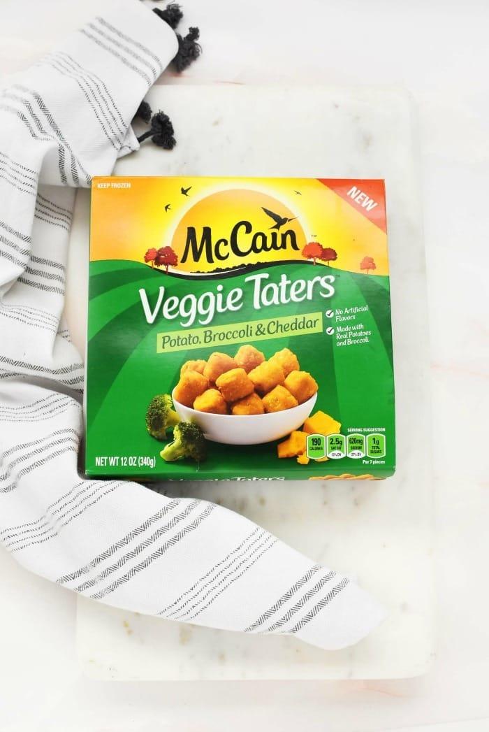 McCain Veggie Tots