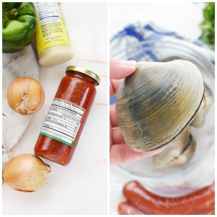 Portuguese Quahog ingredients