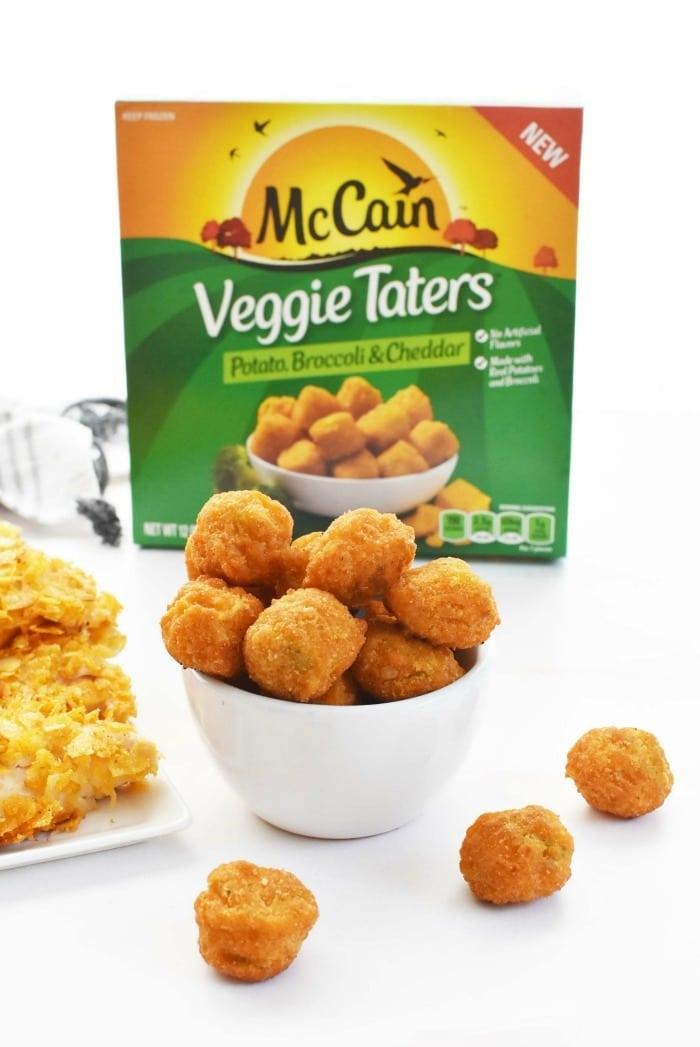 Veggie Tater snack