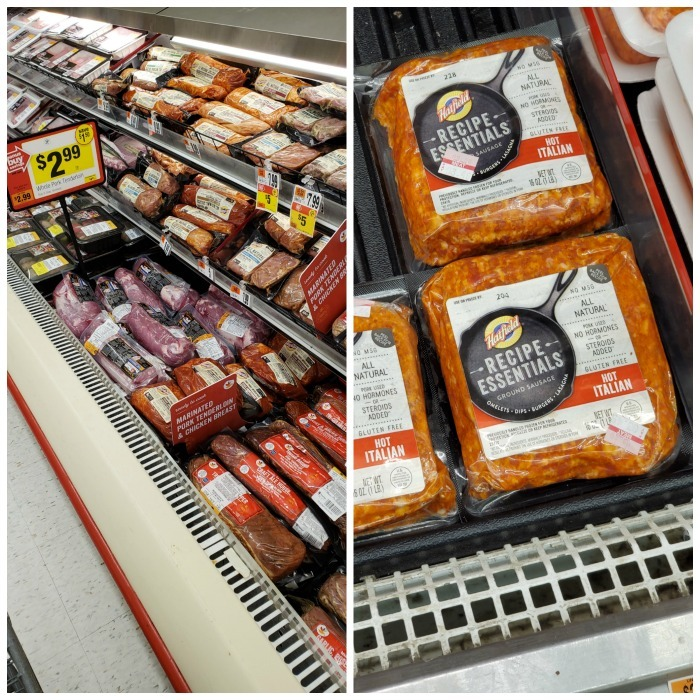 hatfield sausage at stop and shop