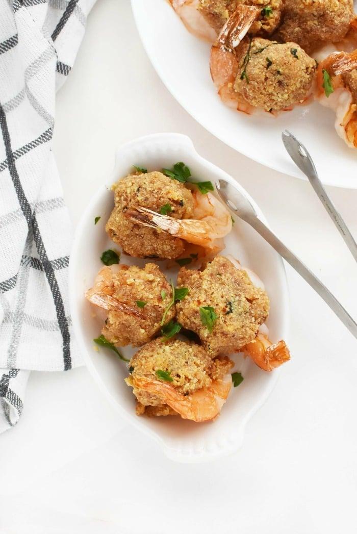 Baked Stuffed Shrimp Recipe