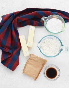 Pistachio Meltaway Cookies