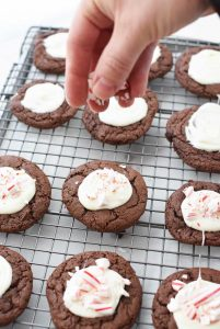 Cake-Mix-Peppermint-Cookies