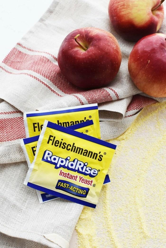 Fleischmann's RapidRise Instant Yeast