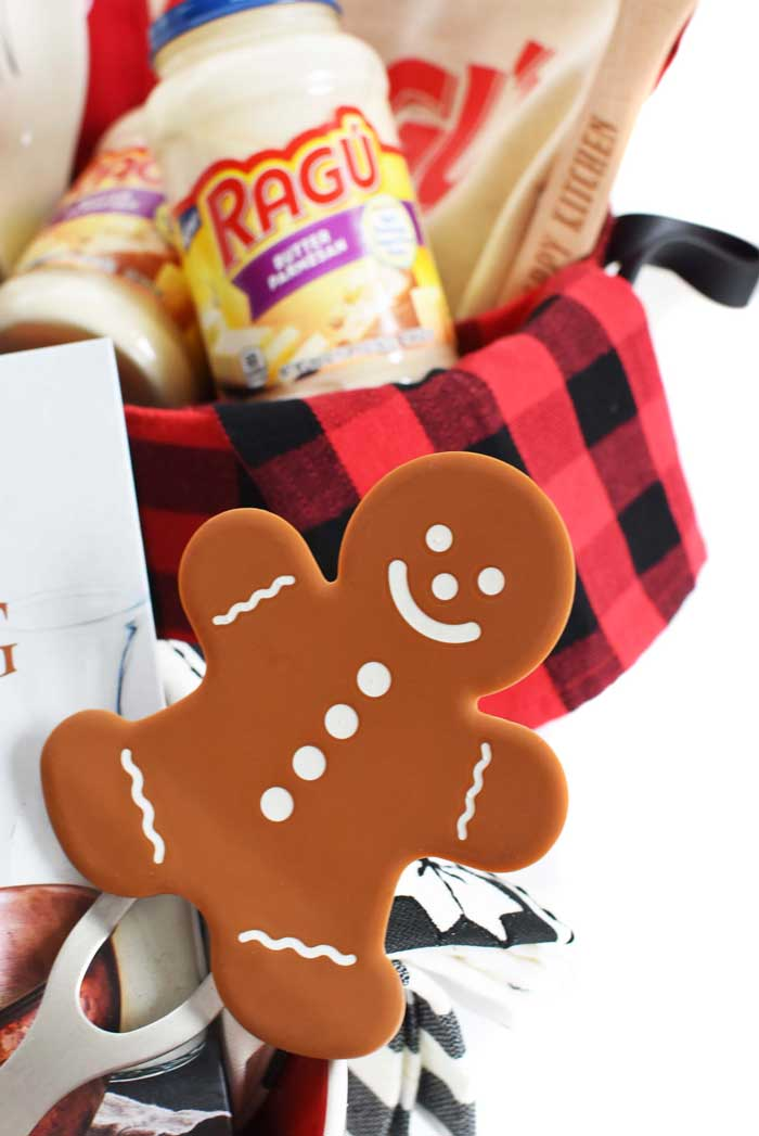 Gingerbread-spatula