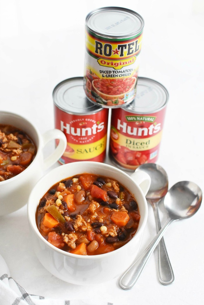 Healthy Pork Chili Recipe