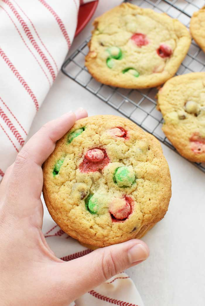 M&M-Chewy-Chocolate-Chip-Cookies