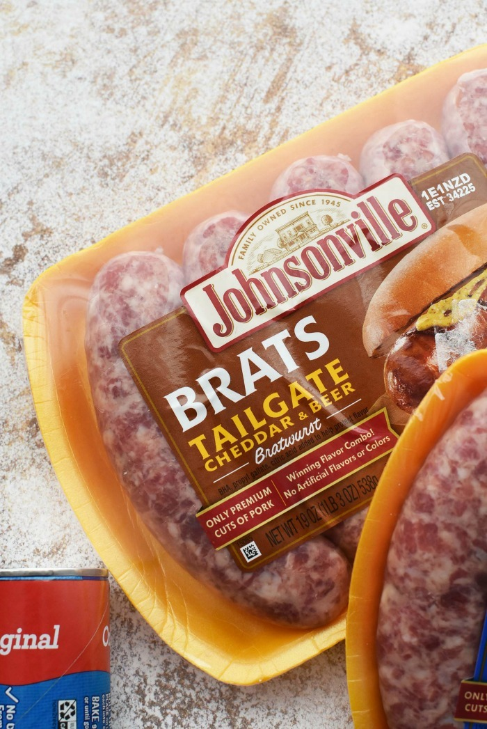 Tailgate Beer Brats