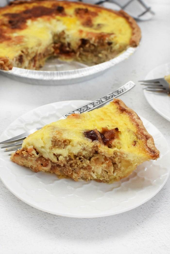 Thanksgiving Quiche Leftovers Recipe
