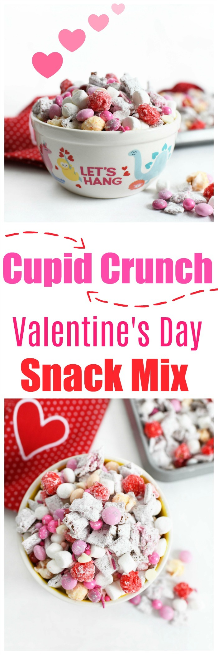 Cupid Crunch (Valentine\'s Day Chex Snack Mix)