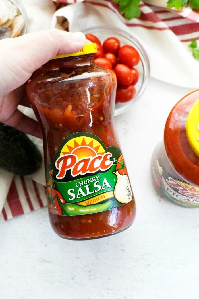 Pace chunky salsa