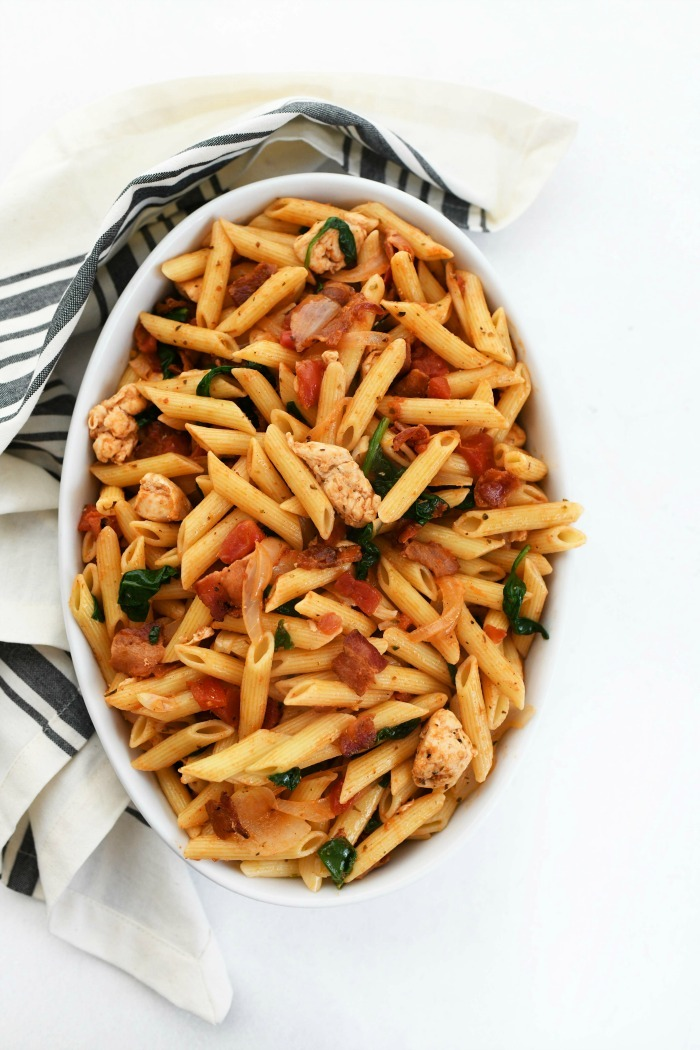 Penne Chicken and Tomato Recipe