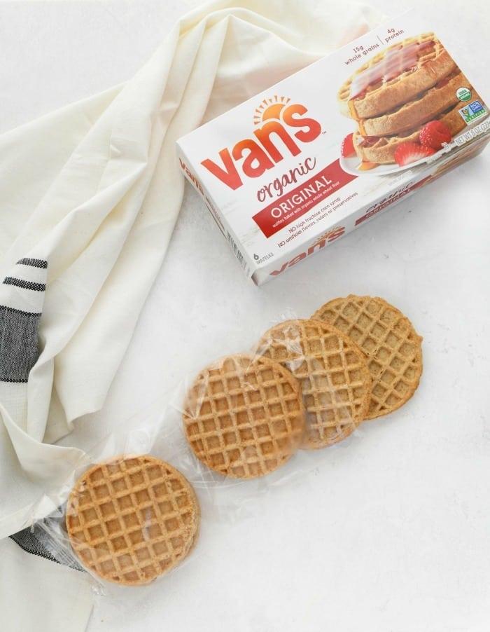 Vans Organic Waffles