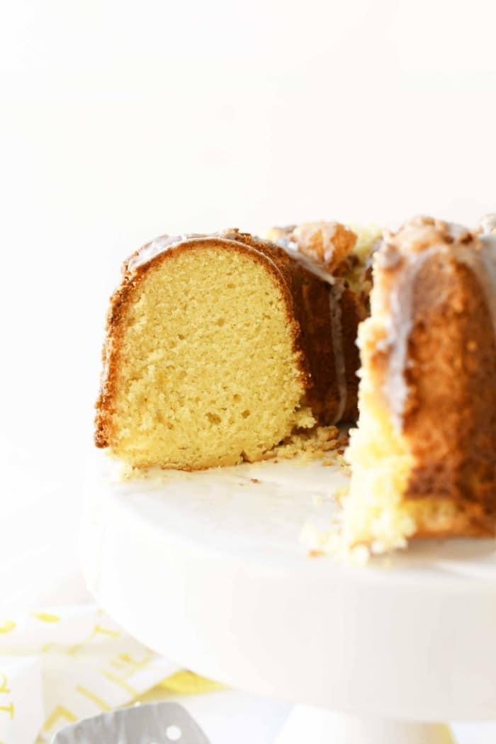 The Best Lemon Pound Cake Sizzling Eats