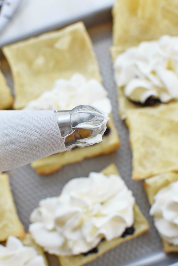 Puff Pastry Cream bag