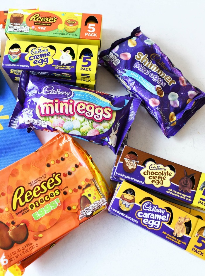 Reese's Easter Candies
