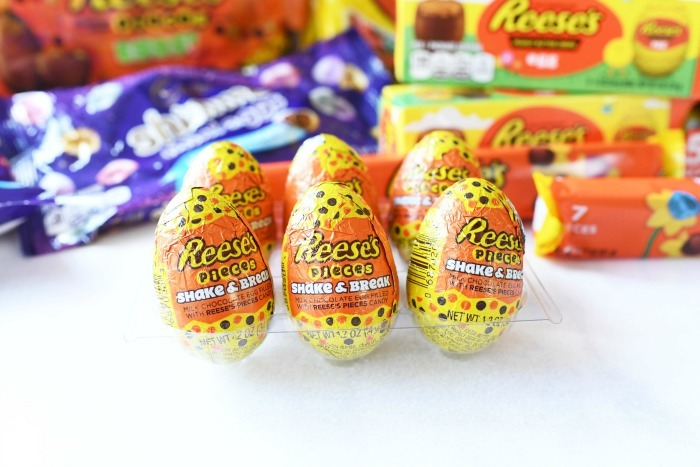 Reese's Pieces Egg