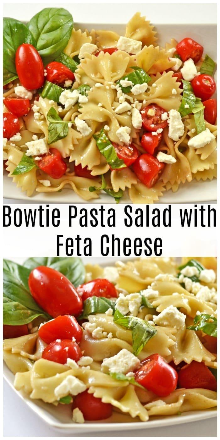 A Bowtie Pasta Salad Recipe You'll Love