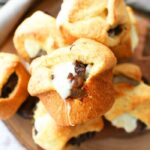 Steak and Cheese Crescent Bombs